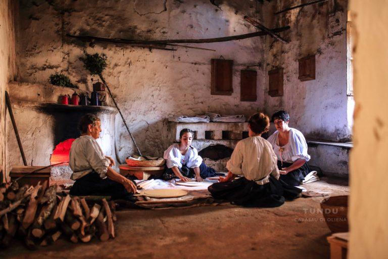 pane Carasau di Sardegna